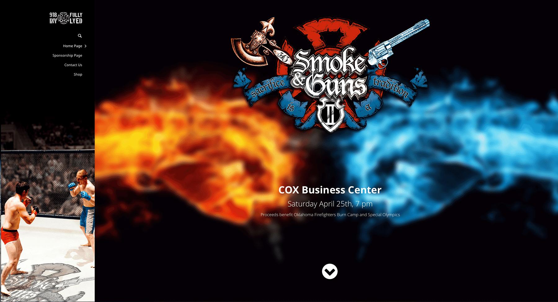 Smoke & Guns – Errick Braggs