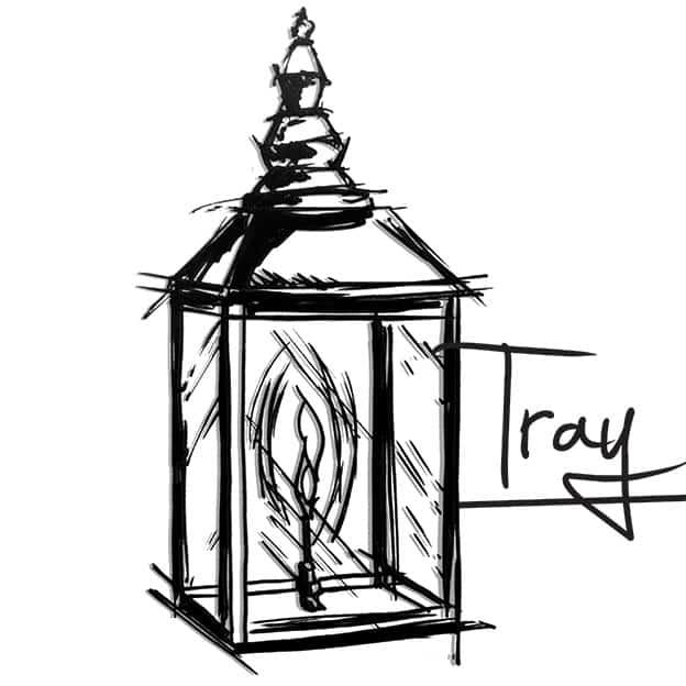 Tray McCune Lantern